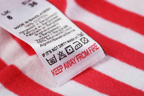 Tokeo la picha la clothes labels